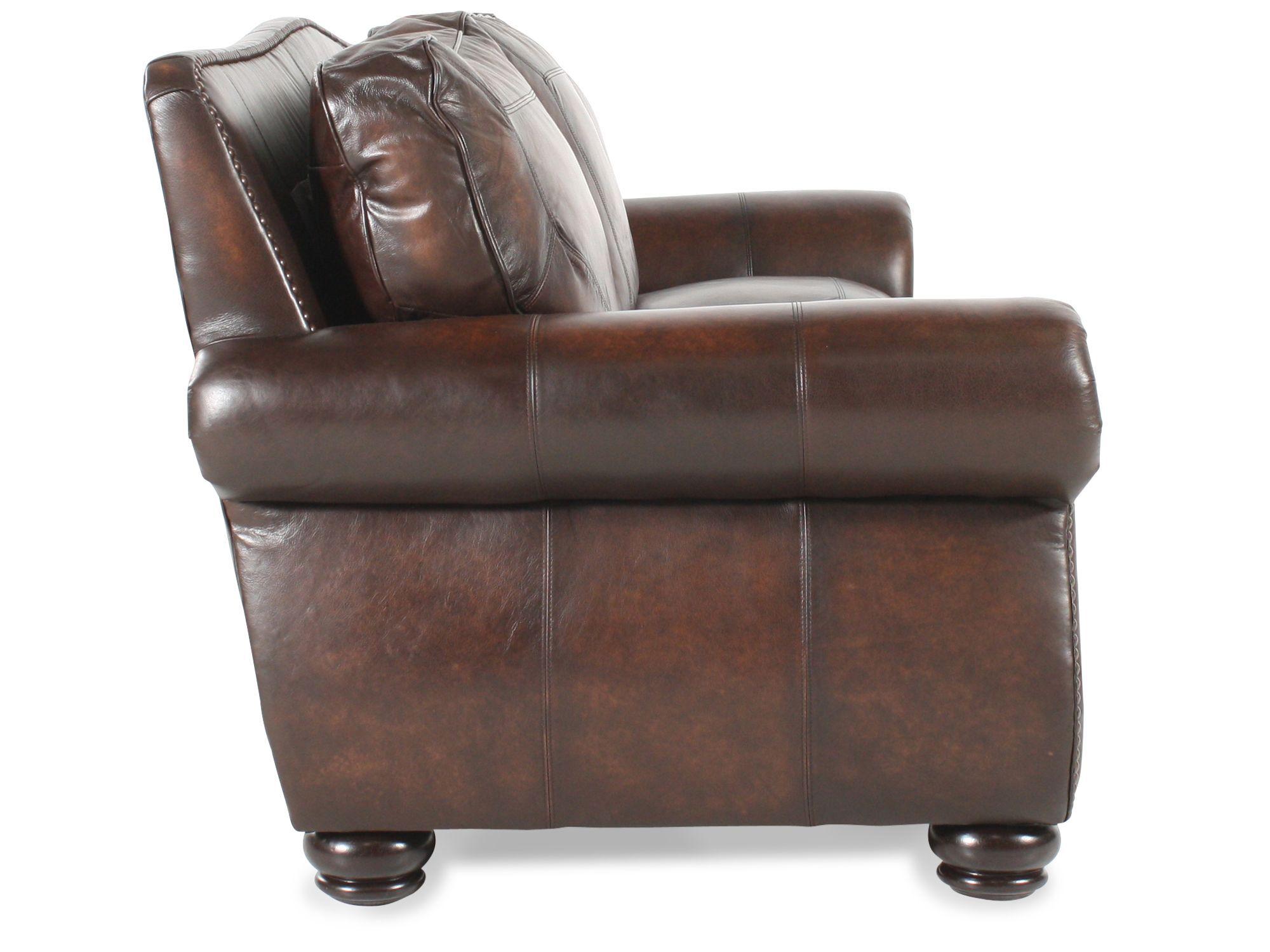 bernhardt breckenridge sofa bett alex leather mathis brothers