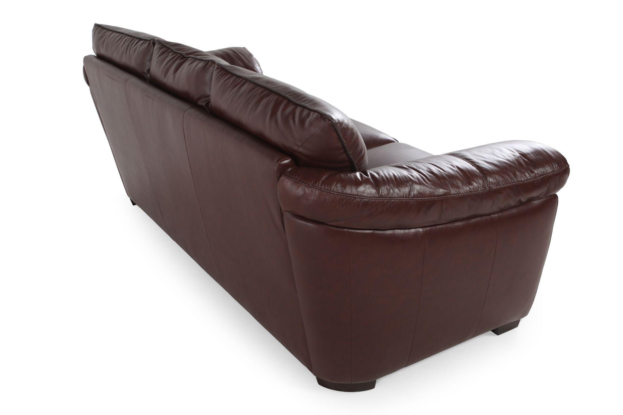 Leather Sofa Violino