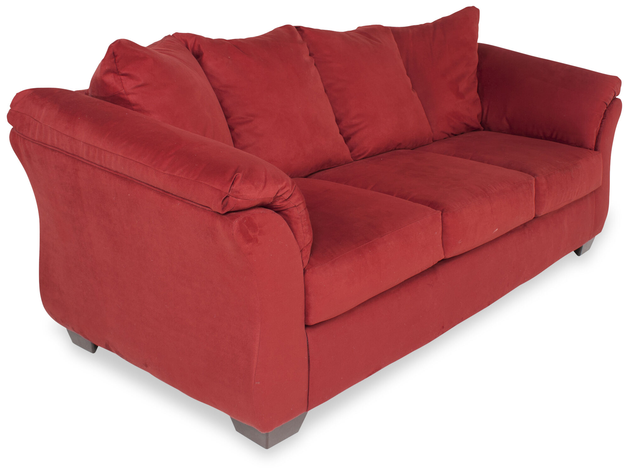 ashley darcy sofa 10 seater salsa mathis brothers furniture