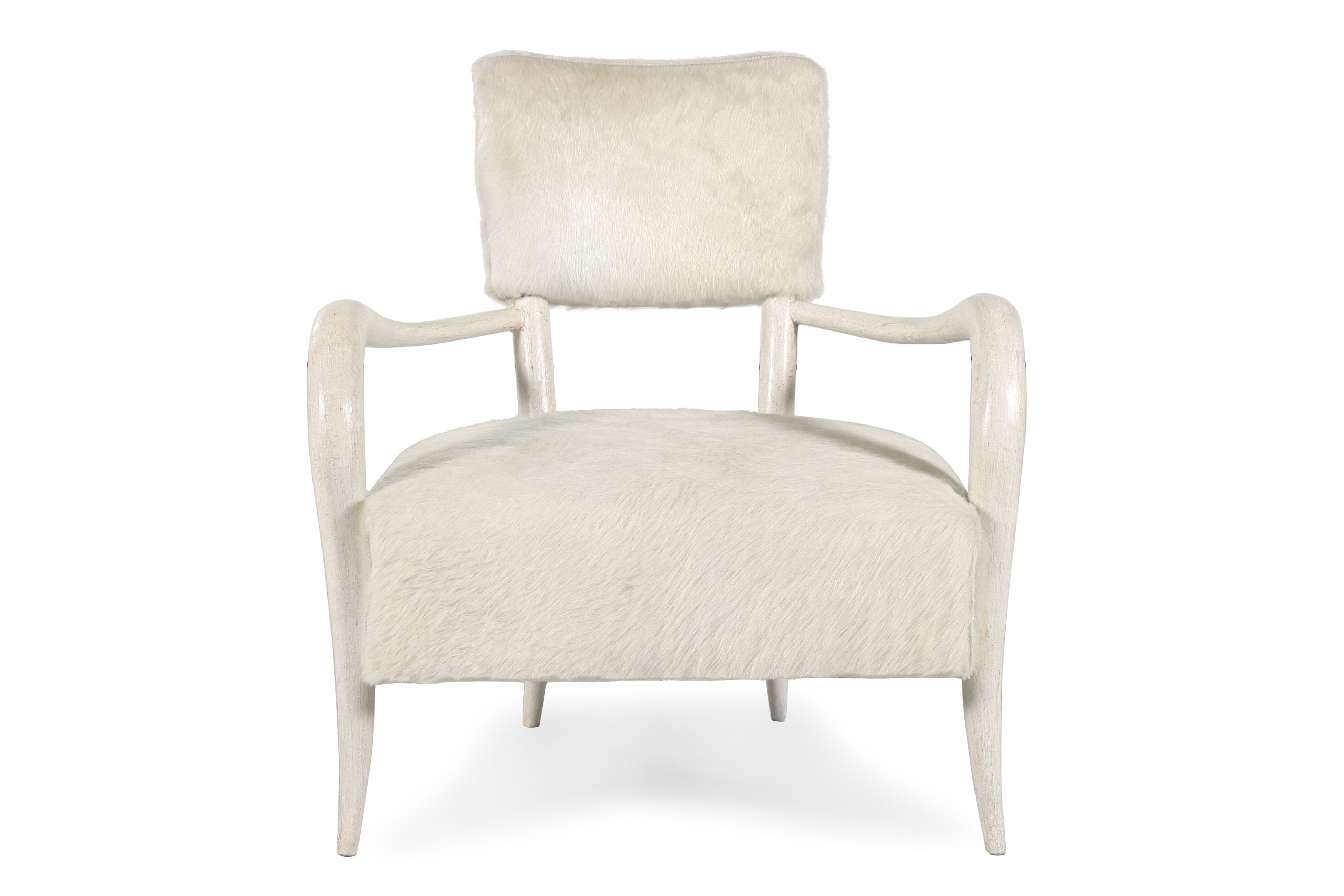 Bernhardt Elka Leather Chair  Mathis Brothers Furniture