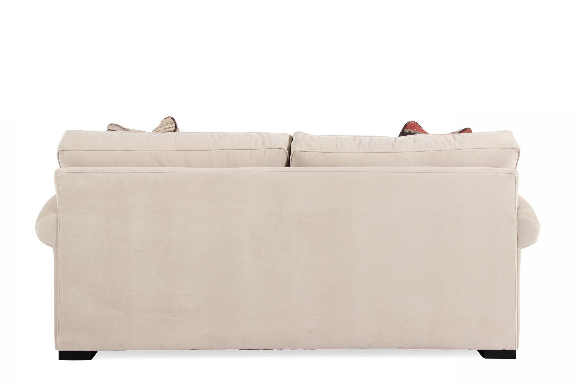 sh memory foam sleeper sofa mattress side table with shelf jonathan louis buck queen mathis