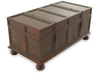 Storage Cocktail Table   Mathis Brothers