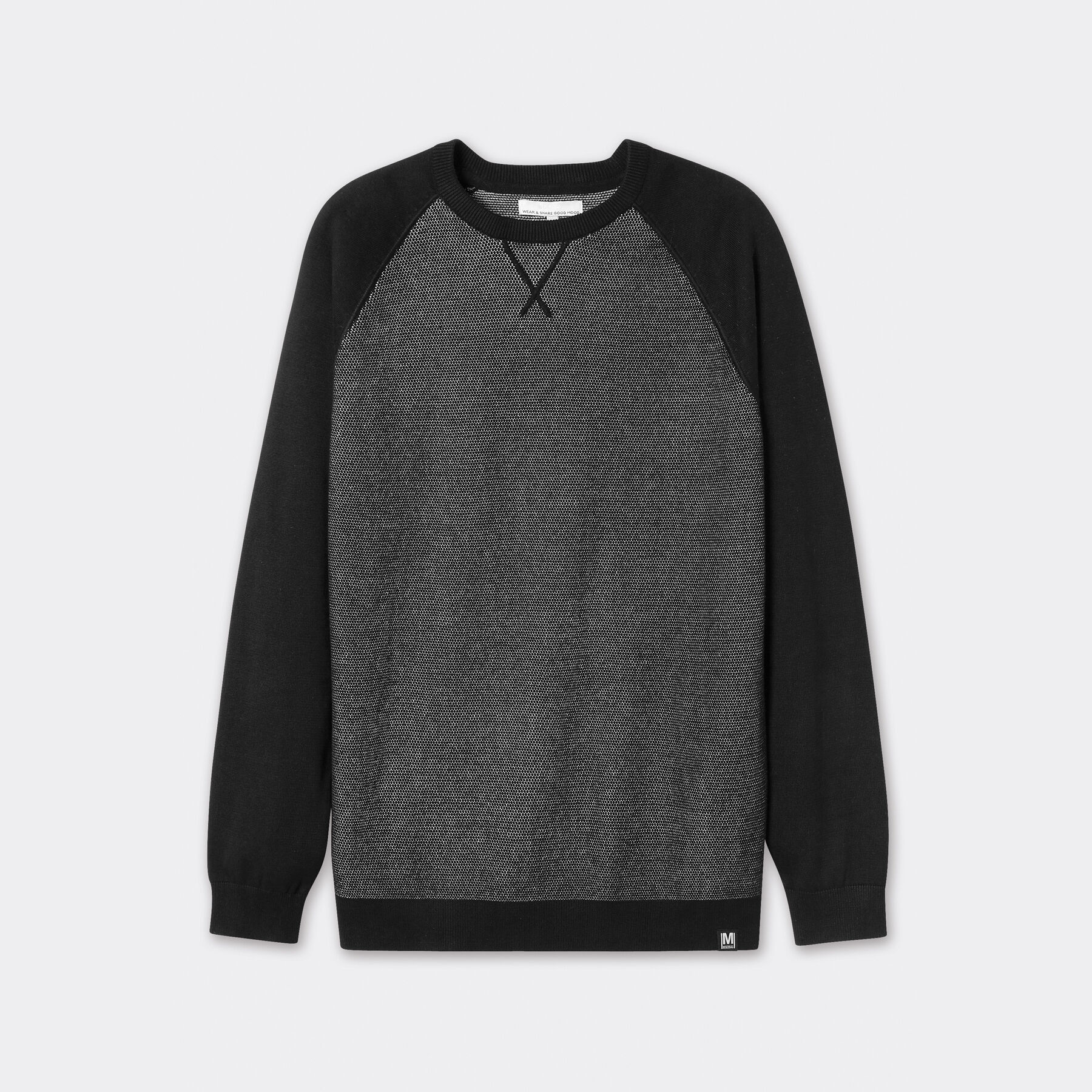 couleur taille pull esprit sweat