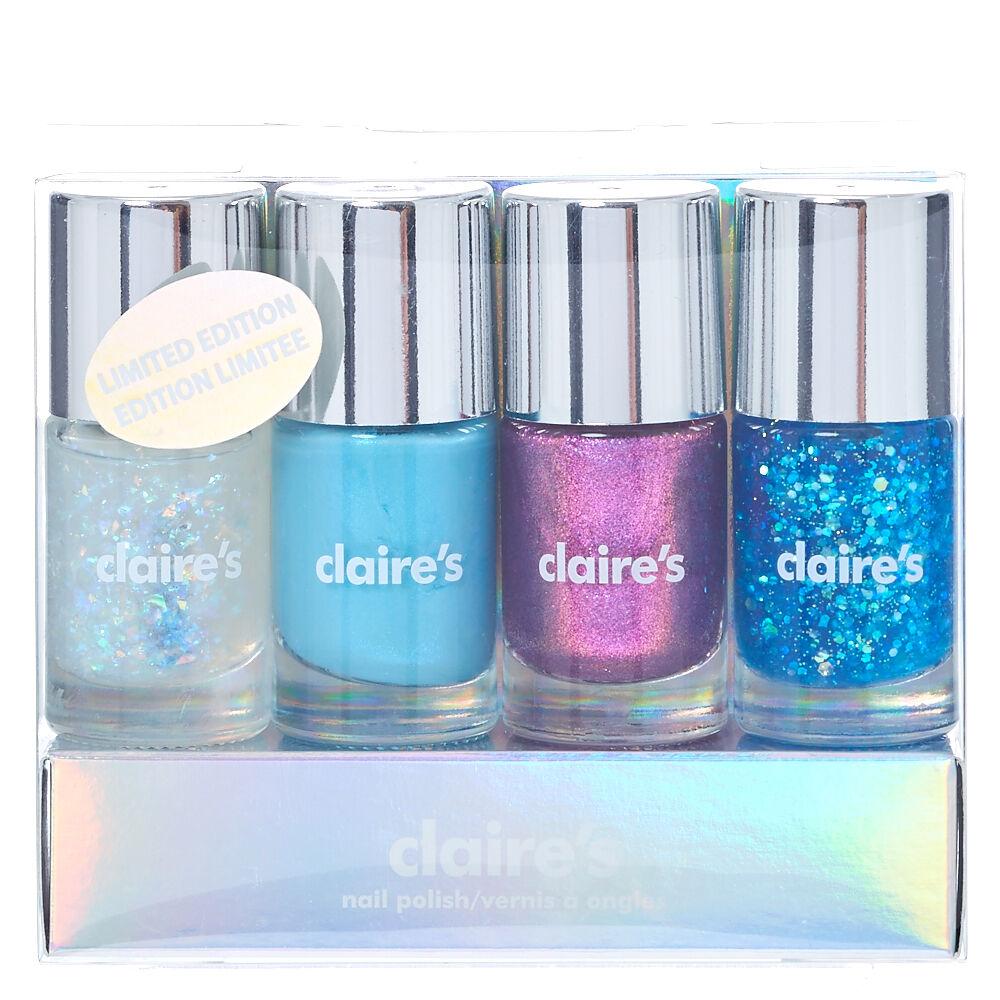 ocean dream nail polish 4 pack