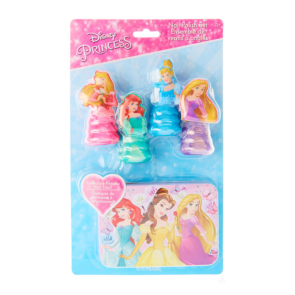 disney princess nail polish set