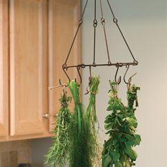 Kitchen Drying Rack Gel Mats For Herb & Flower Kit - New 2014 At Burpee.com