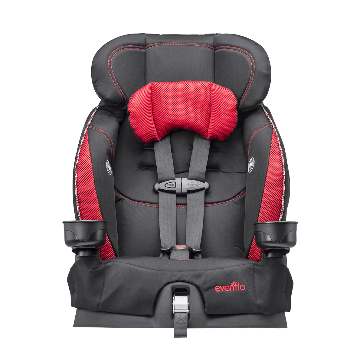 Chase Harnessed Booster Car Seat  Evenflo