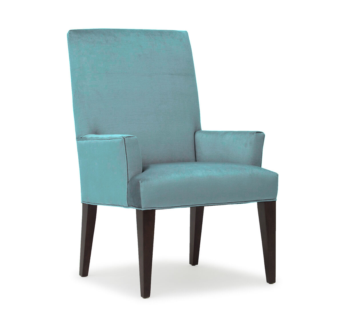 Teal Arm Chair