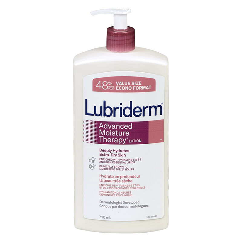 Lubriderm Advanced Moisture Therapy Lotion Extra Dry