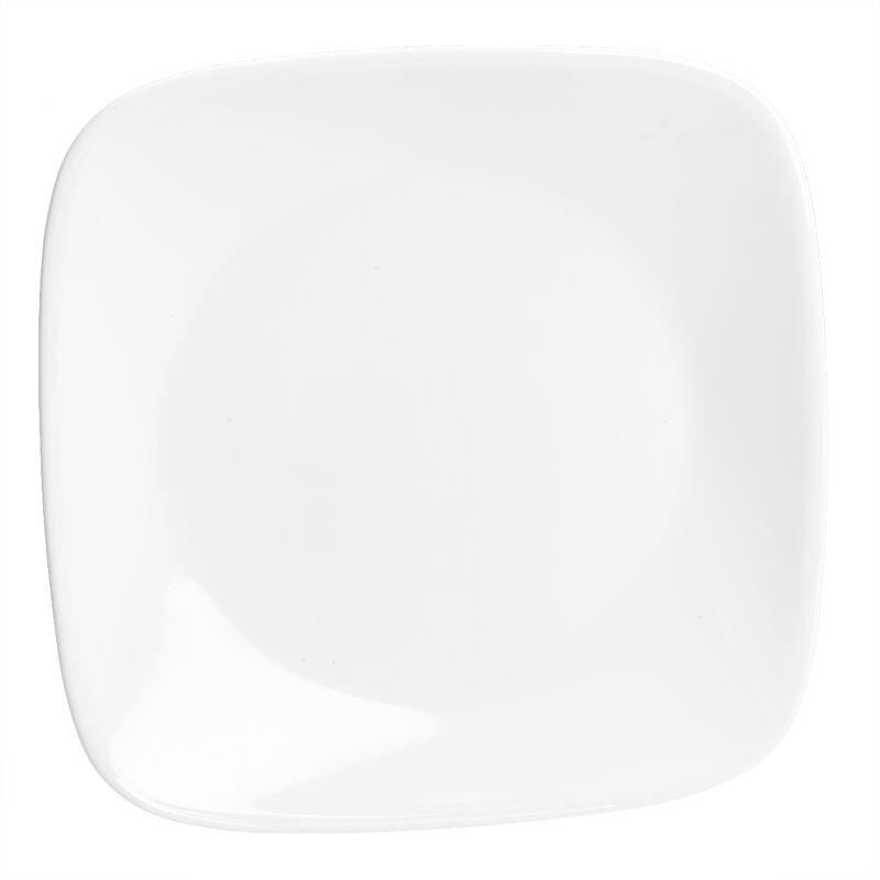 Corelle Square Pure White Bread and Butter Plate