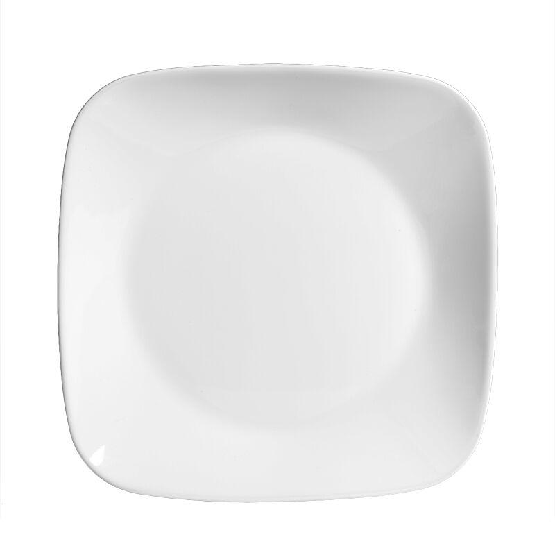 Corelle Square Pure White Salad Plate