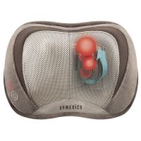 HoMedics 3D Shiatsu & Vibration Massage Pillow with Heat ...