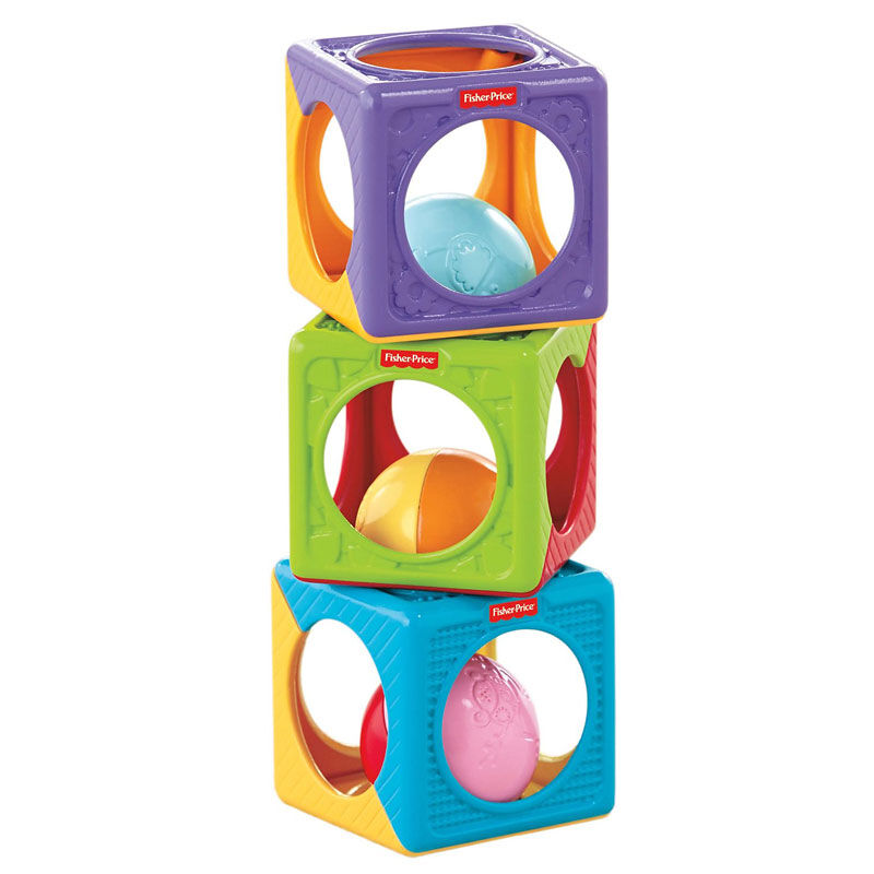 Fisher Price Easy Stack N Sounds Blocks  London Drugs