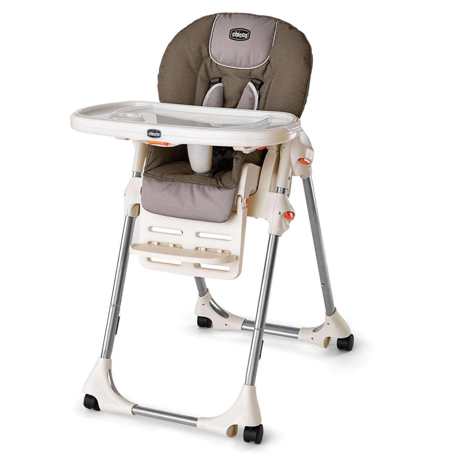 baby trend high chair recline ben franklin chicco reclining