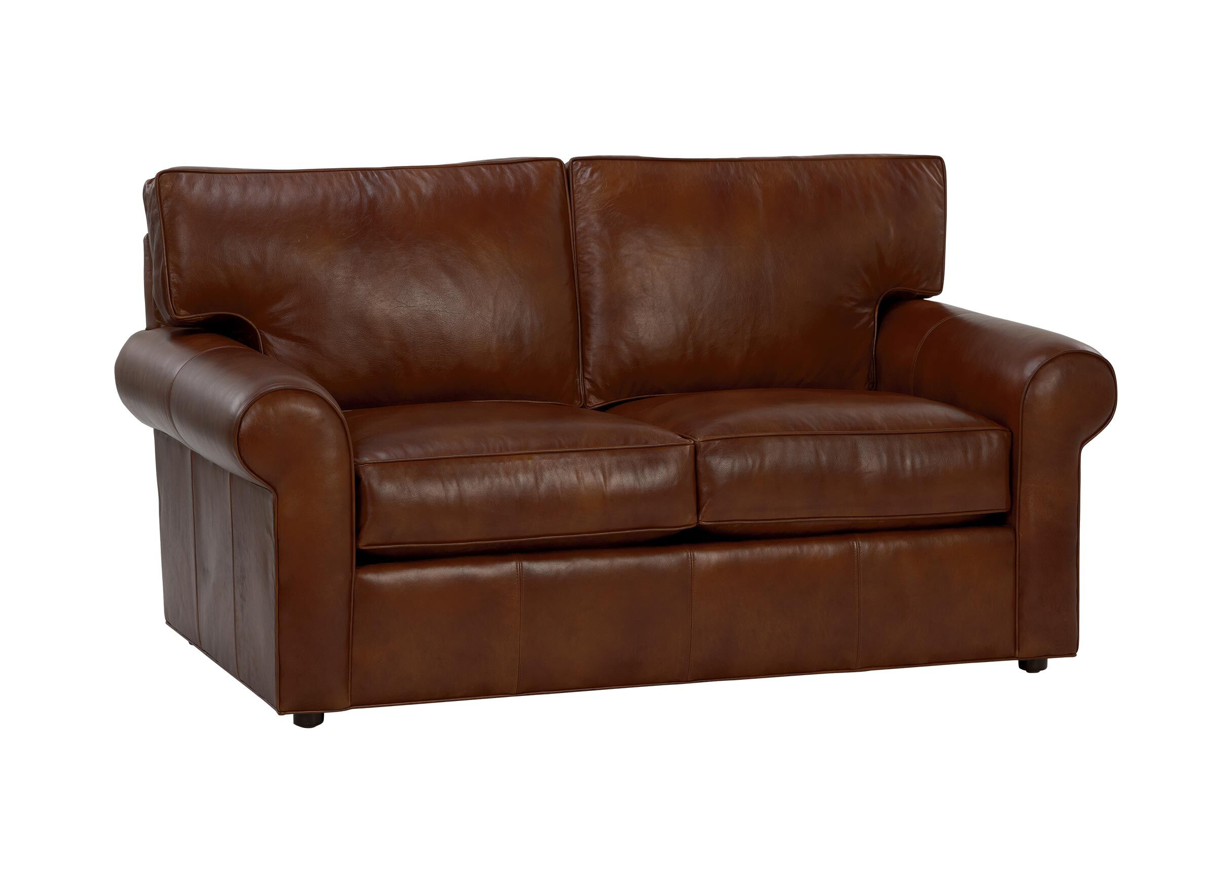 roll arm sofa canada lightweight bed retreat leather sofas and loveseats