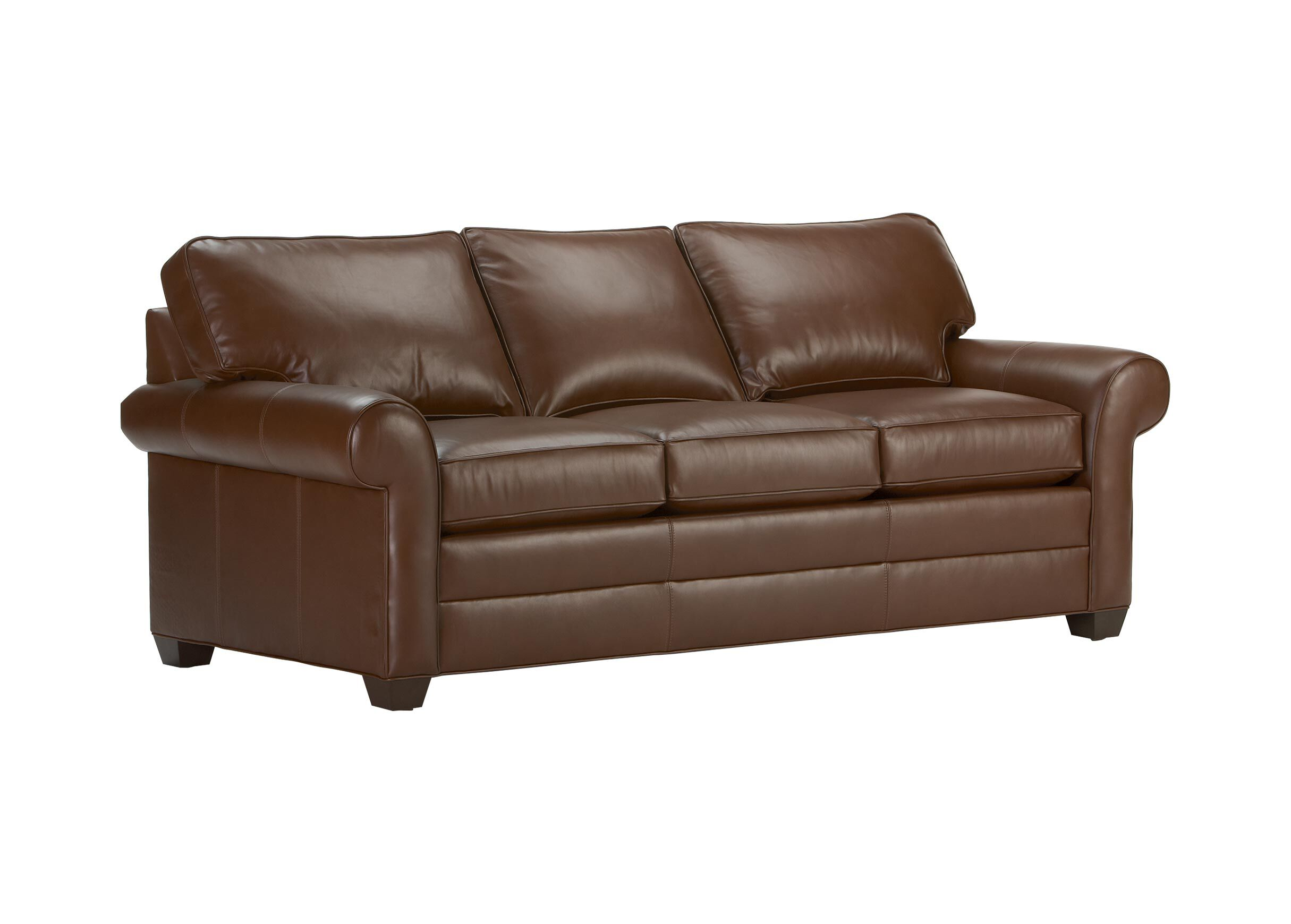 roll arm sofa canada down filled sectional sofas bennett leather and loveseats