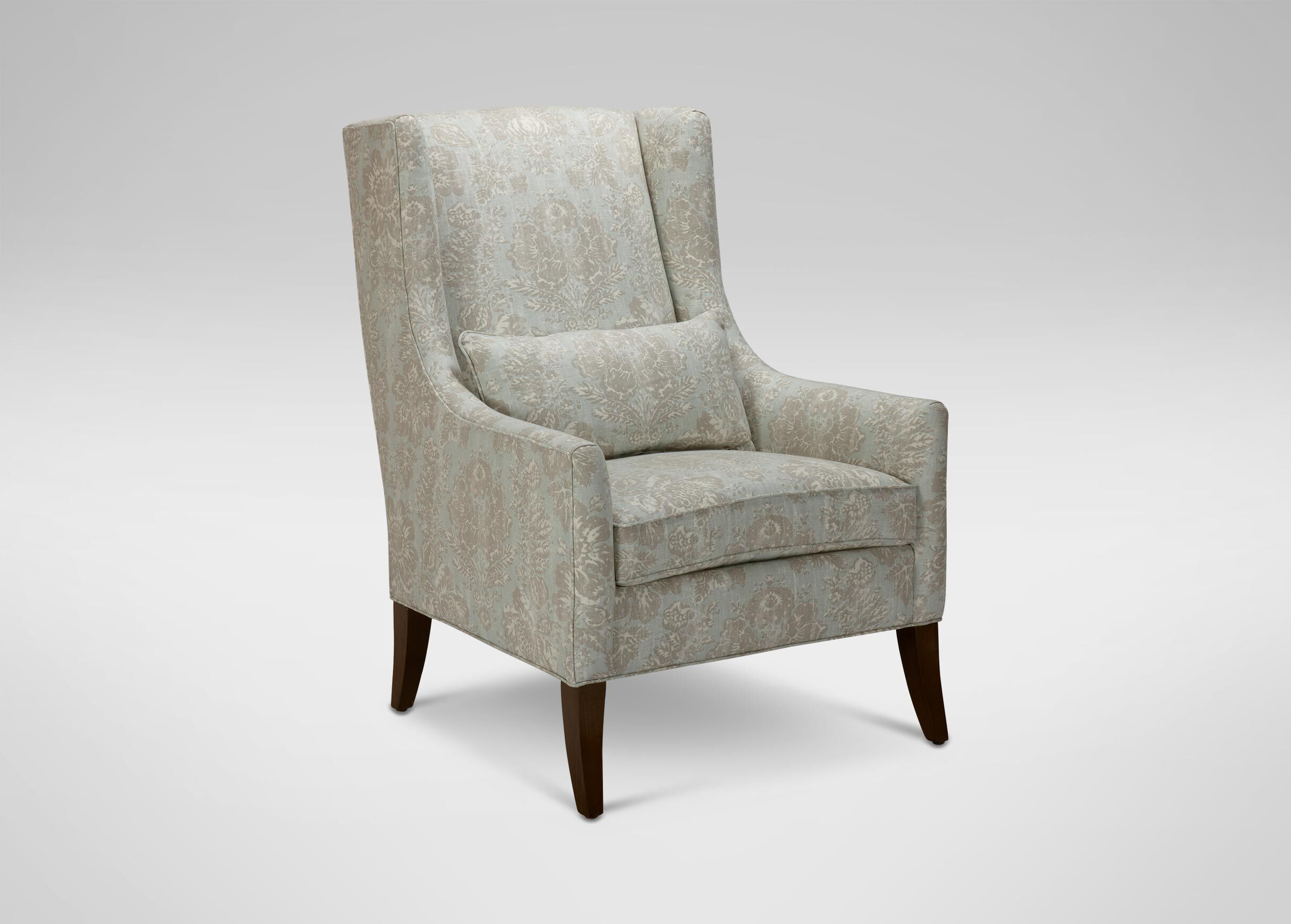 ethan allen wingback chairs linen chair kyle wing and chaises