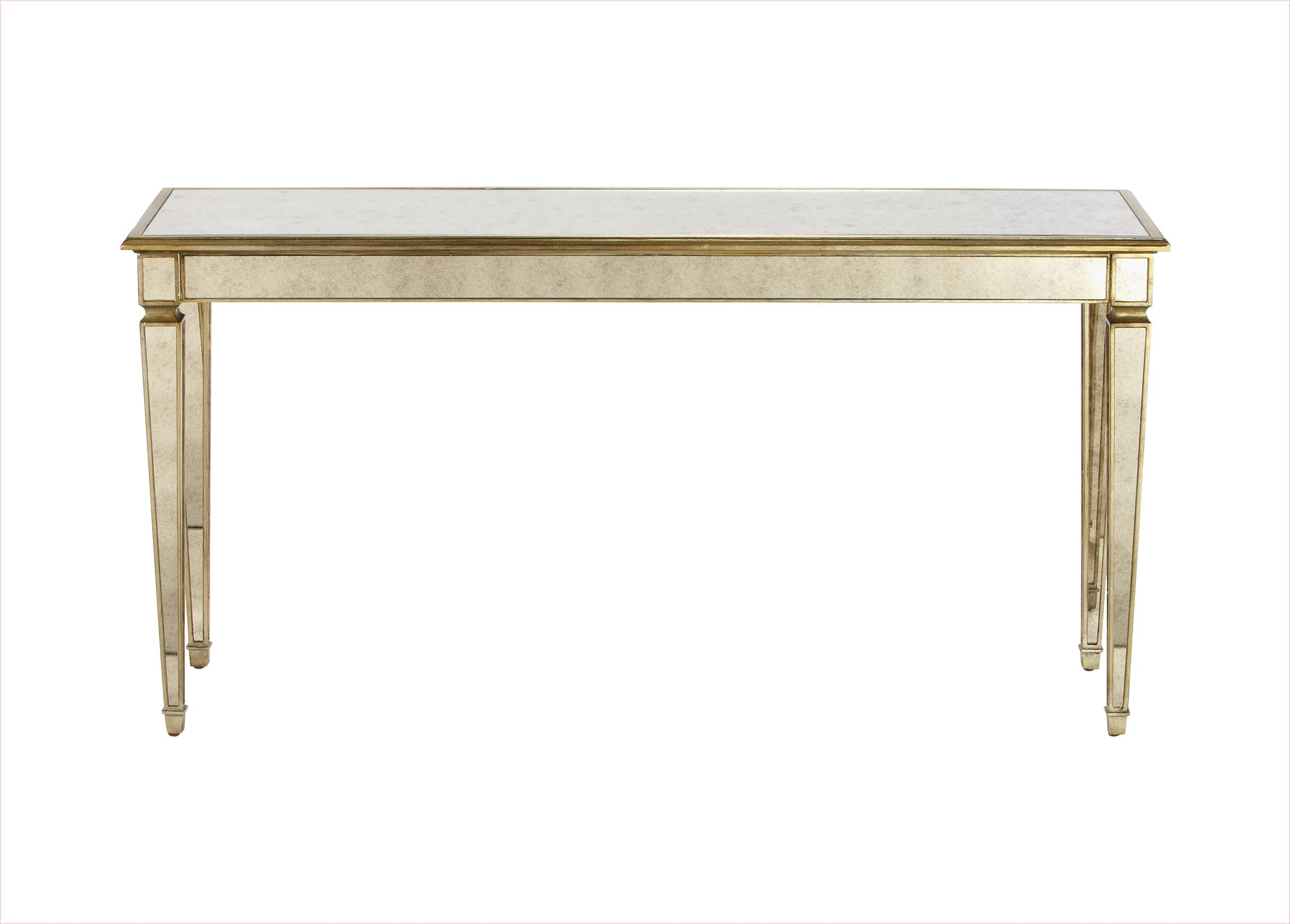 renate gray sofa table arm covers for cats vivica console tables