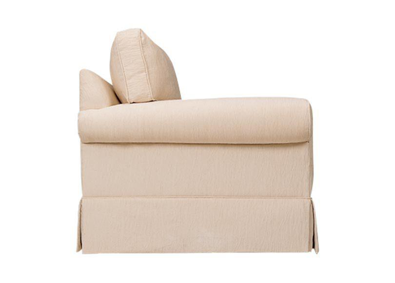 roll arm sofa canada 2 hand beds bennett loveseat ethan allen