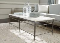 Vida Stone-Top Coffee Table | Coffee Tables