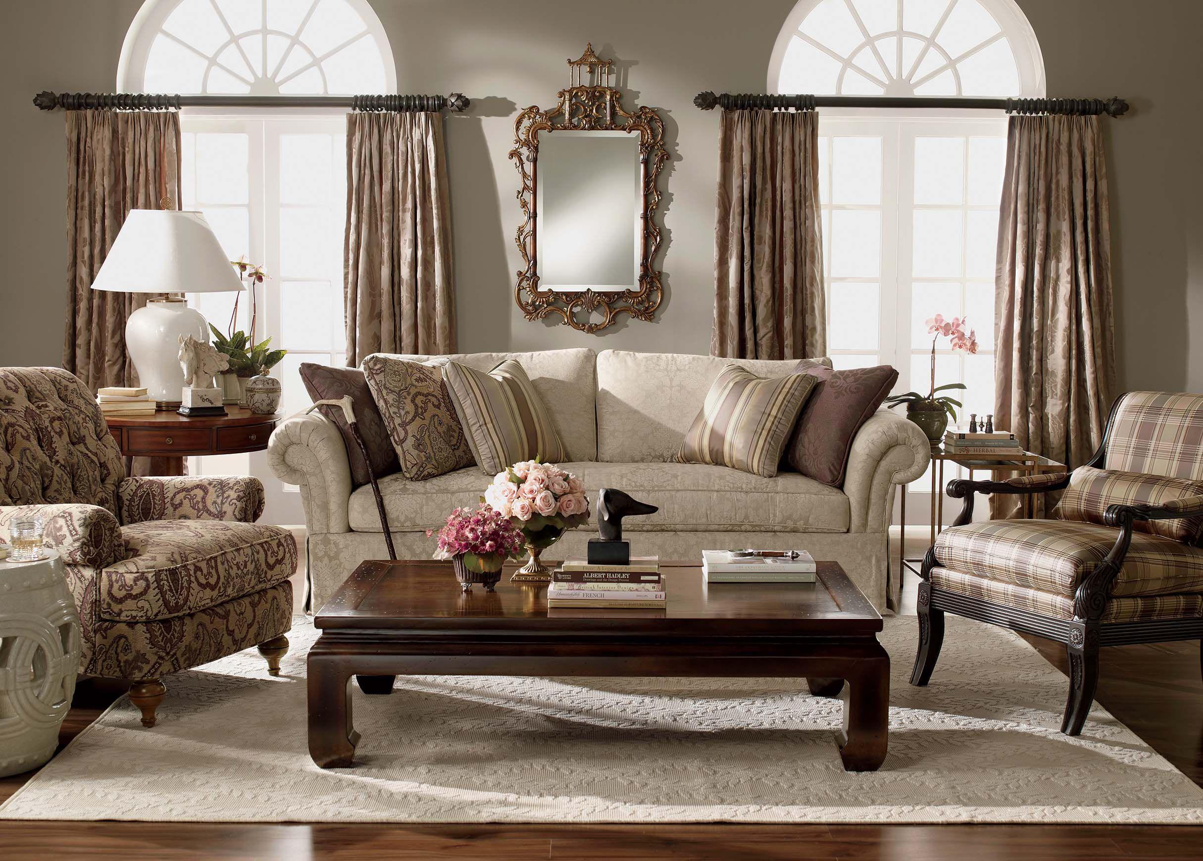 Ethan Allen Living Room Furniture