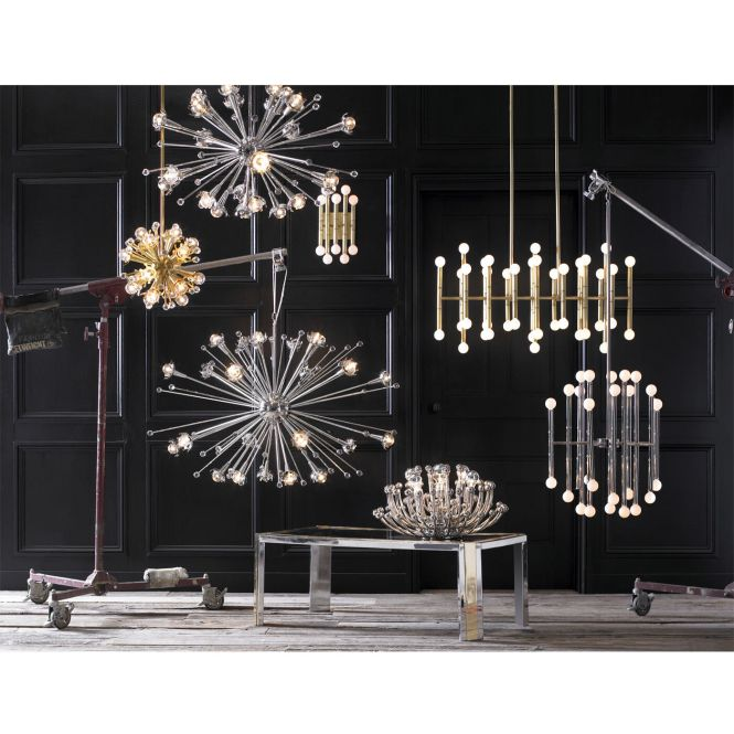 Chandeliers Giant Sputnik Chandelier
