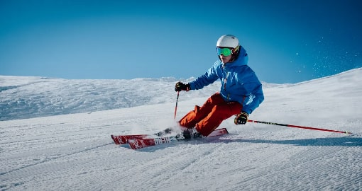 TOP 5 ski resorts and areas that you have from Demänová resort almost to jump