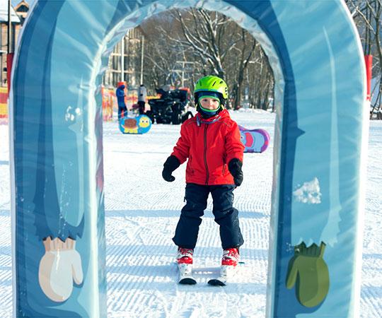 Snowpark & Snowtubing