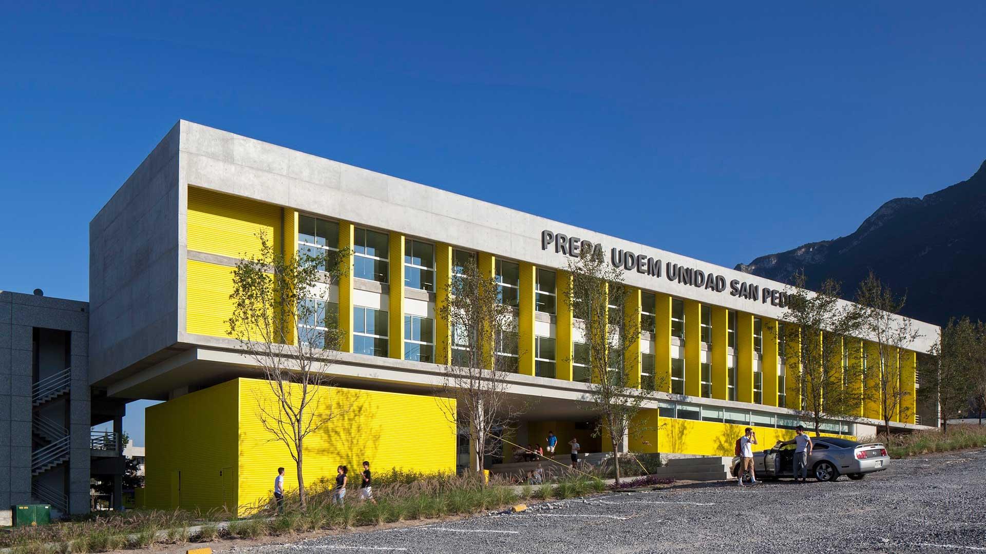 Udem clientes delta proyectos demapro for Universidades para arquitectura