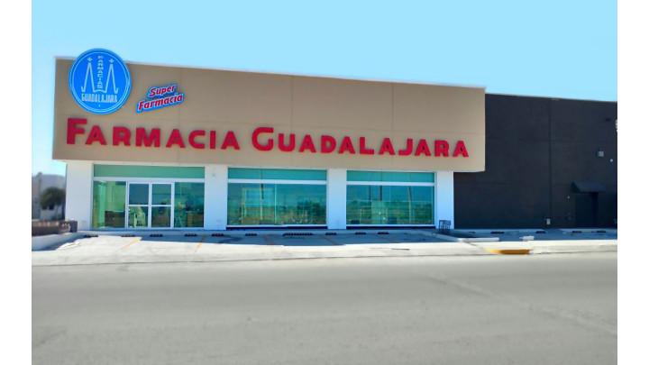 Farmacias Guadalajara - Clientes - DELTA Proyectos (DEMAPRO)