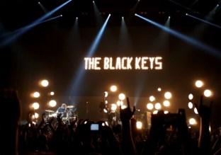 Con este cartel, el grupo despidió su primer concierto en Madrid el pasado 28 de noviembre