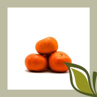 mandarijn oranje