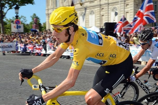Wiggins de amarillo