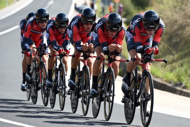 World Road Championships - Mens TTT