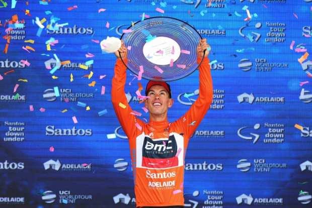 Richie Porte gana el Tour Down Under