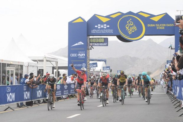 Degenkolb gana la 3ª etapa del Dubai Tour