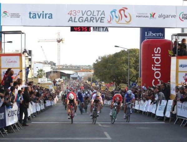 Greipel gana la cuarta etapa de la Vuelta al Algarve