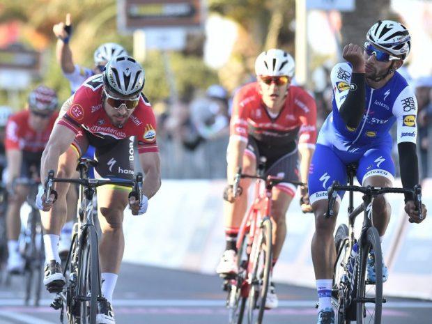 Gaviria gana la sexta etapa de la Tirreno - Adriático