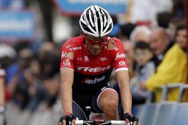 Contador después de las caídas