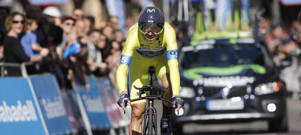 Valverde en la Vuelta al País Vasco