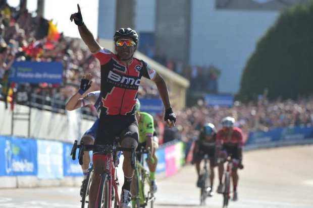 Van Avermaet gana París - Roubaix