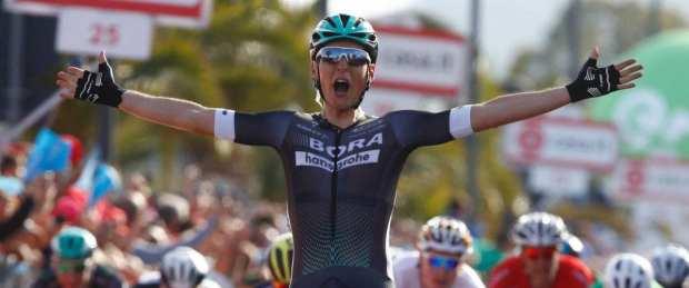 Postbelger gana la primera etapa del Giro de Italia