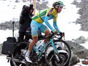 Miguel Ángel López en el Tour de Suiza