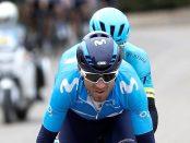 Valverde gana la segunda etapa de la Volta a la Comunitat Valenciana