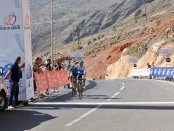 Miguel Ángel Lopez gana en Green Mountain