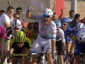 Kristoff se lleva la primera etapa del Abu Dhabi Tour