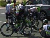 Cavendish abandona el Abu Dhabi Tour