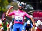 Fernando Gaviria gana en la segunda etapa de la Colombia Oro y paz