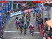Laporte gana la segunda etapa de la Estrella Bessages