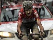 Tiejs Benoot gana la Strade Bianche